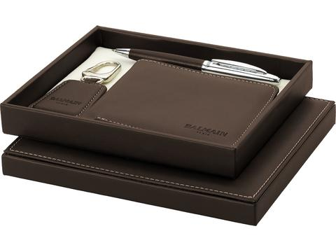 Millau Gift Set Leather