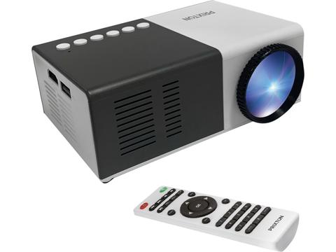 Mini cinema projector