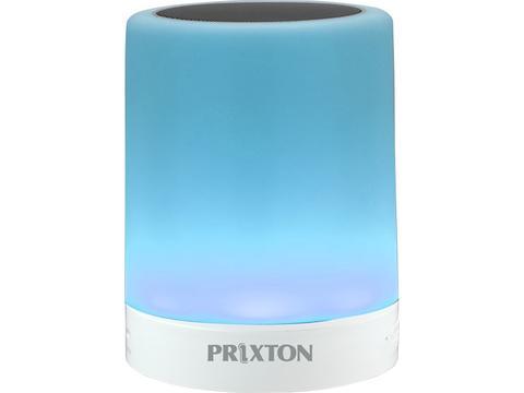 Prixton Bluetooth luidspreker met LED verlichting