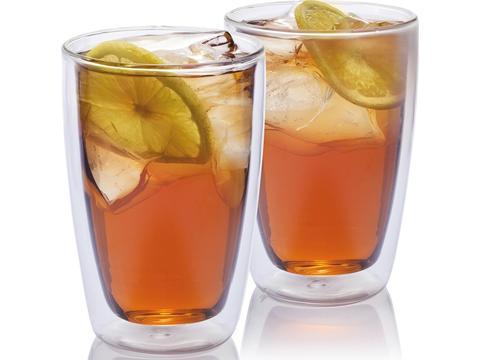 Set de 2 verres à thé