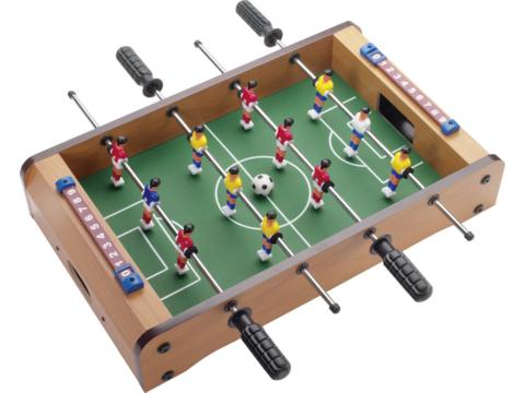 Voetbalspel tafelkicker