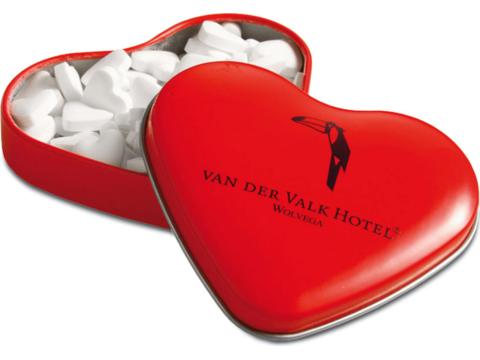Menthes valentine