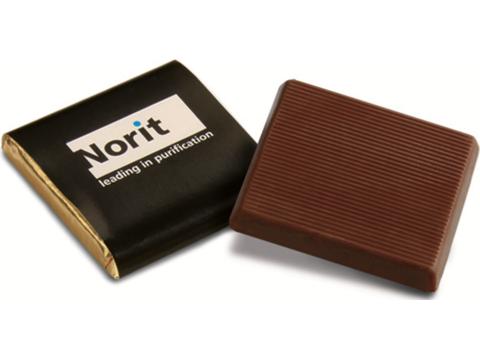 Napolitain pure chocolade - Belgische chocolade