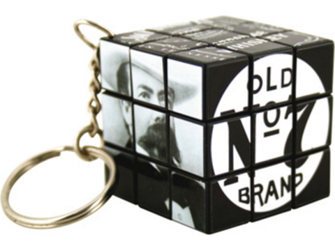 Rubiks Cube Keyrings 3x3
