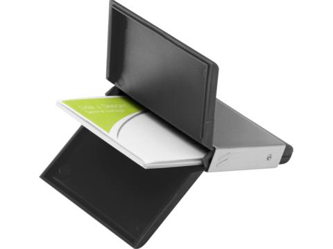 Business card box Reflects
