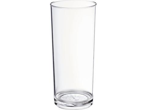 Kunststof glas - 284 ml