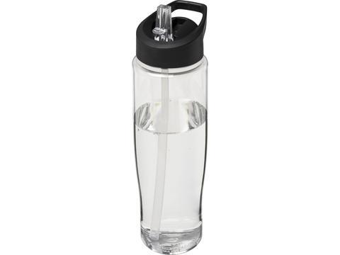 Bouteille de sport H2O Tempo® 700 ml avec couvercle à bec verseur