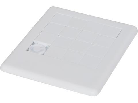 Paulo vierkante schuifpuzzel