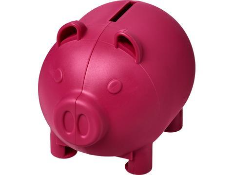 Petite tirelire cochon Oink