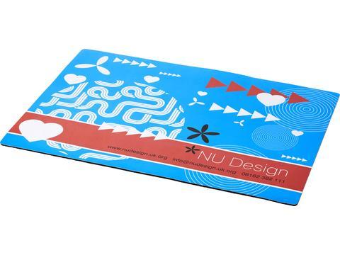 Q-Mat® A4 sized counter mat