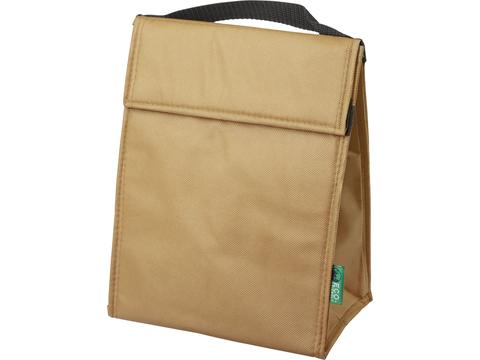 Triangle non-woven lunch cooler bag
