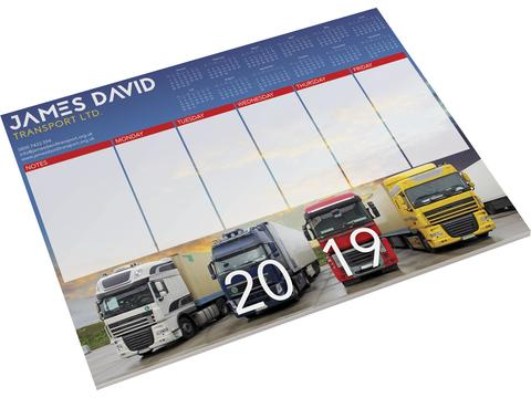 Desk-Mate® A3 notepad 25 sheets