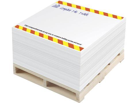 Pallet Block-Mate® 1C memo block