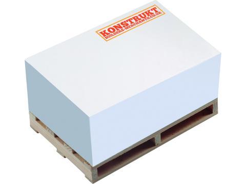 Bloc mémo Pallet Block-Mate® 2B