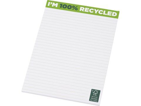 Bloc-notes A5 recyclé Desk-Mate®