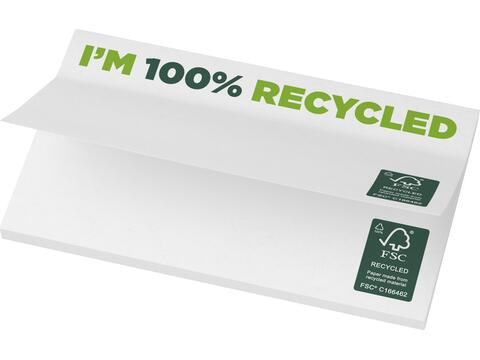 Sticky-Mate® recycled sticky notes 127 x 75 mm