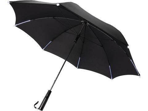 """23"""" manual open/close LED umbrella"""