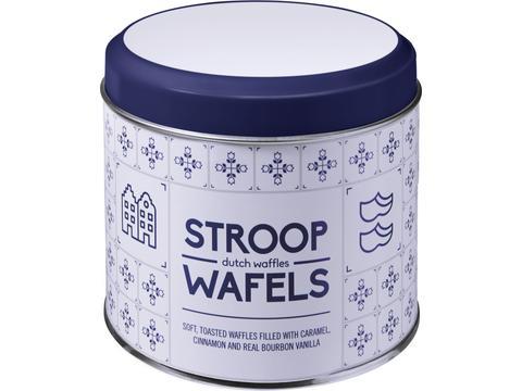 Eight delicious Dutch waffles