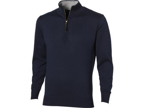 Pullover Set Quarter Zip