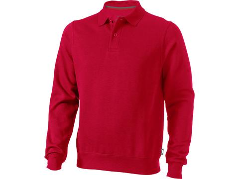 Sweater col polo Referee