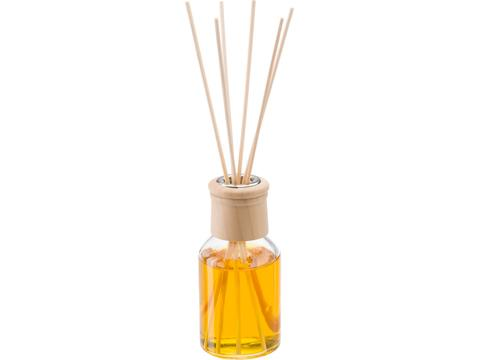 Reed diffuser with one glass bottle