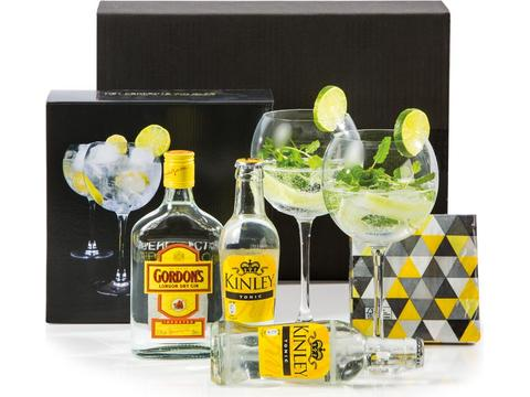 Christmas gift package Gin tonic