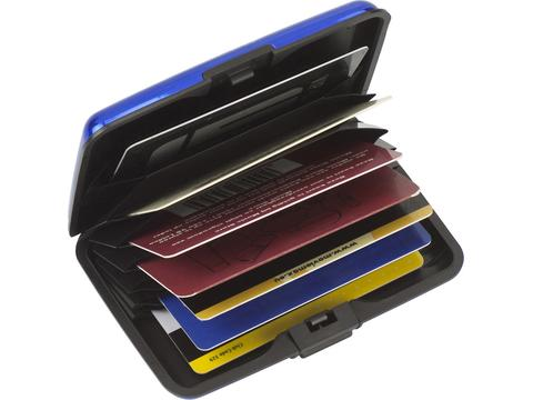 Credit card business card case
