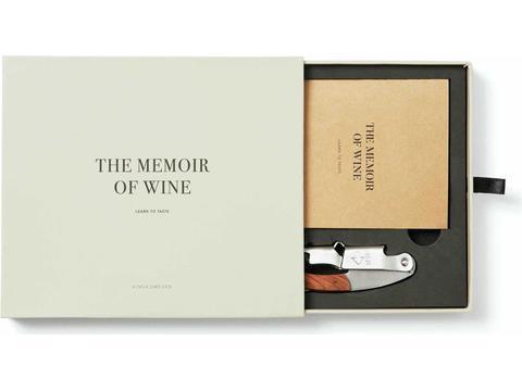 Memoir of wine wijnset