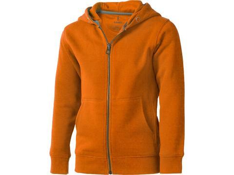 Sweater capuche full zip Arora
