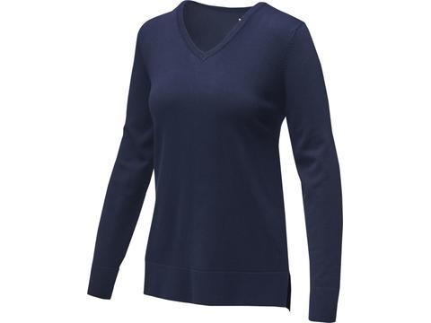 Stanton women's v-neck pullover
