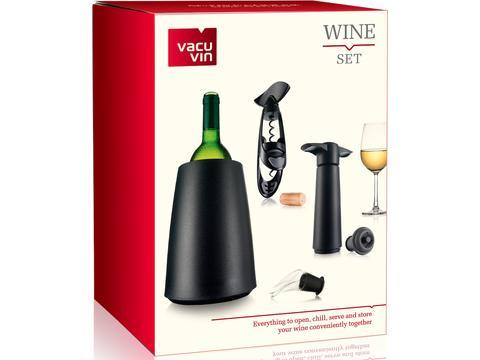 Vacuvin Wine Set