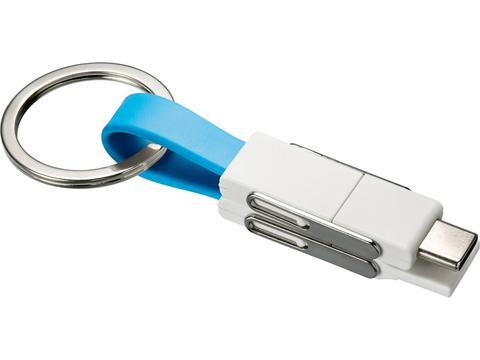 Câble de charge 4 in 1 Mixco II