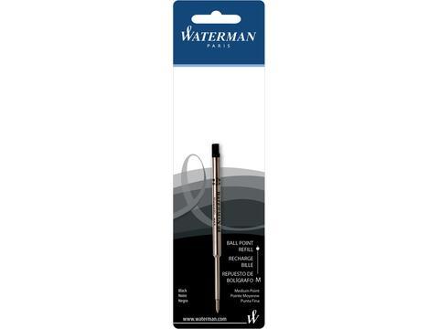 Waterman Balpen vulling - zwart