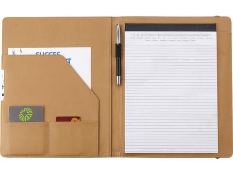 A4 cork portfolio