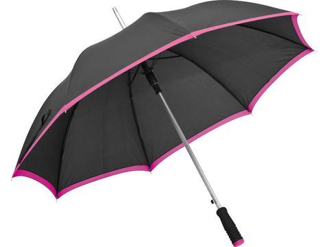 Parapluie automatik en pongee