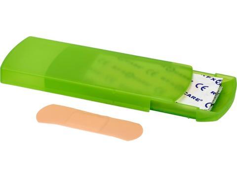Boîte de pansements transparents 5 pièces Christian
