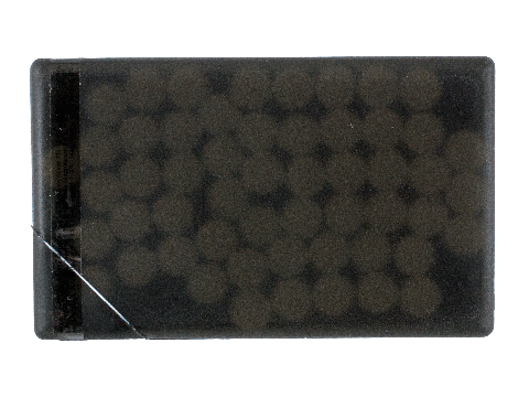 Credit card mint dispenser