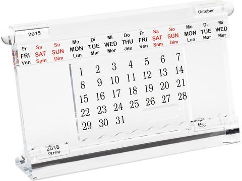 Calendar until 2023