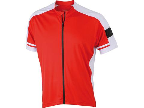 Maillot cycliste homme