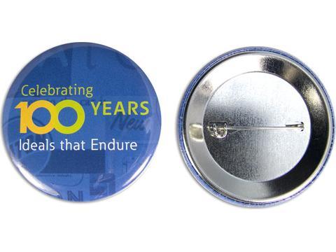 Metalen buttons 56 mm