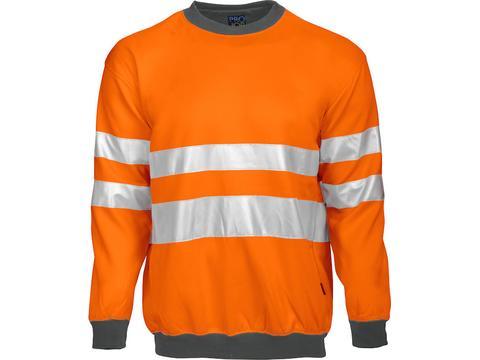 6101 Sweatshirt EN471-KL3