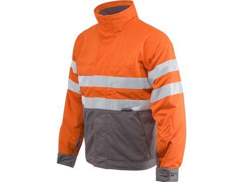 6407 Jacket EN471-CLASS 3