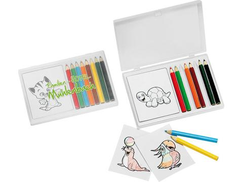 Pencil set for toddlers