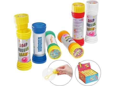 Soap bubble game