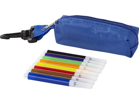 8-piece marker set