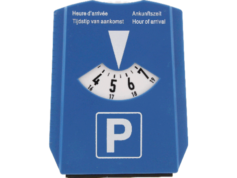Parking disc Multi