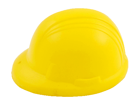 Anti-stress safety helmet
