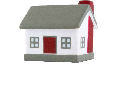 Anti-stress house