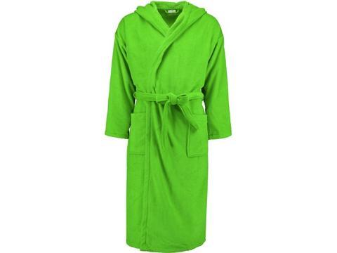 Hooded bathrobe Sophie Duval