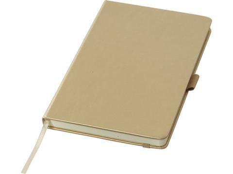 Metaalgekleurde A5 notitieboek